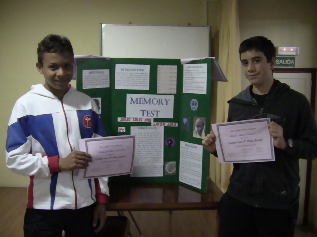 Johao and Javier  2nd Place Overall