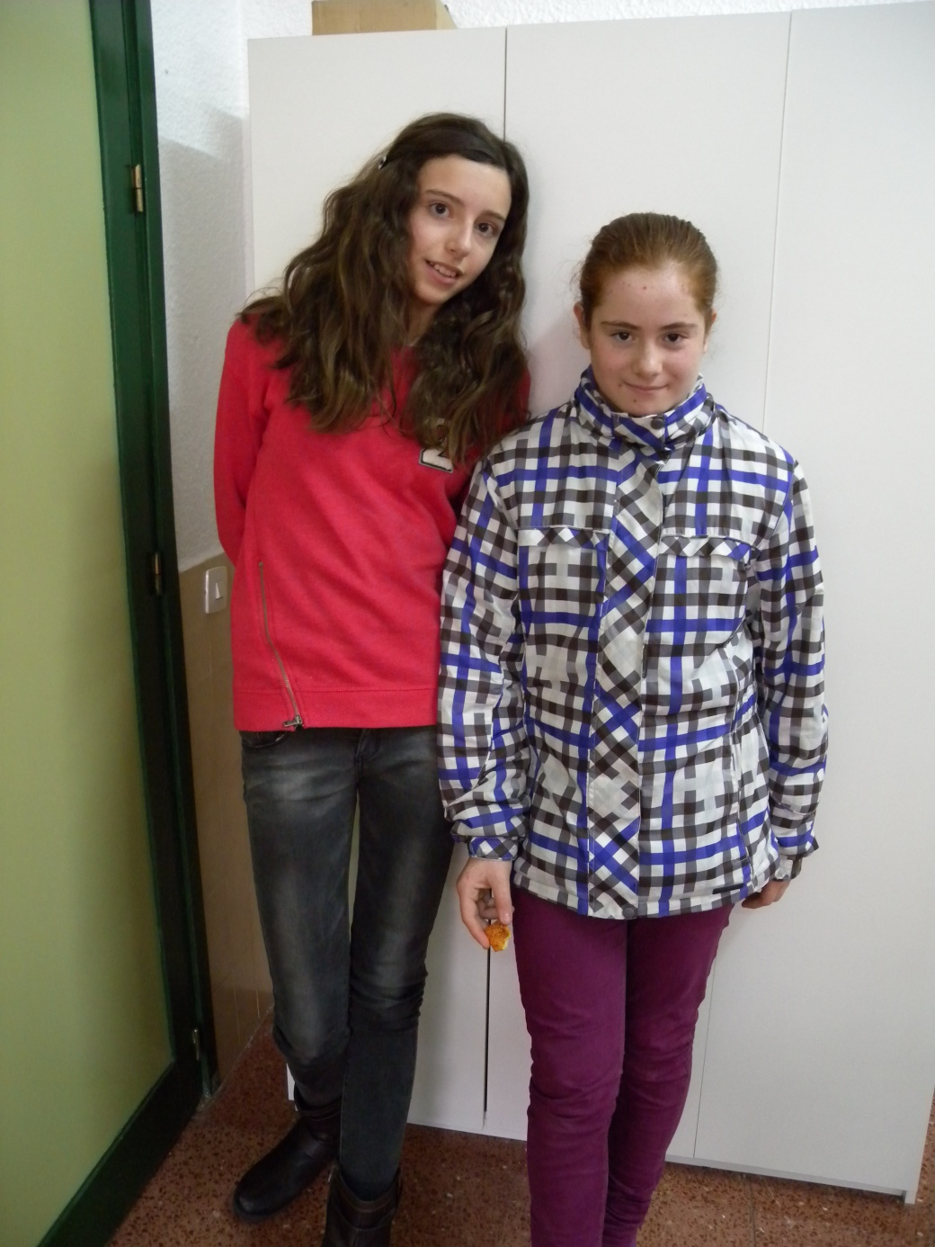 English Interview (Patricia and Lucia 1B)