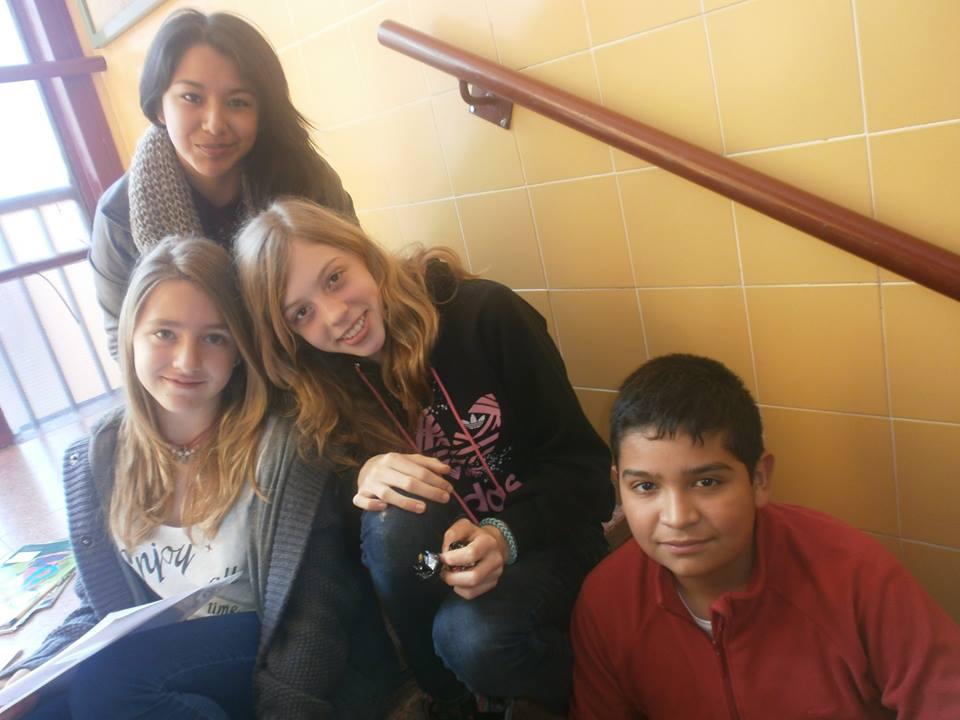 English Interview (Jara, Paula, José and Mary)