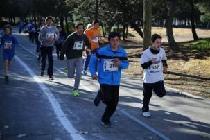 Action Shot Infantil Masculino- Daniel Cristobal 1B (No. 21), Ignacio Barco 2A (No. 31), Adrian Galan 2A (No. 30), Alejandro Galan 2A (No. 29), Sergio Congosto 1D (No. 23)