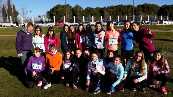 IES LA SENDA Girls Team Infantil Feminino