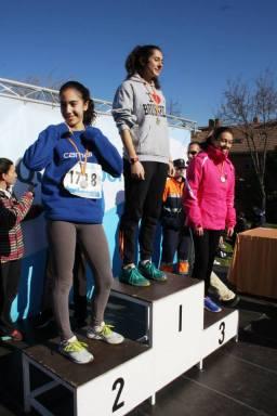 Individual Medal Winners Cadete Feminino 3rd Sofia Arin IES La Senda