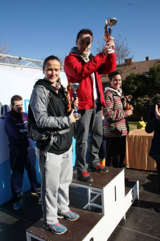 Team Prize Giving Cadete Feminino - 1st IES LA SENDA
